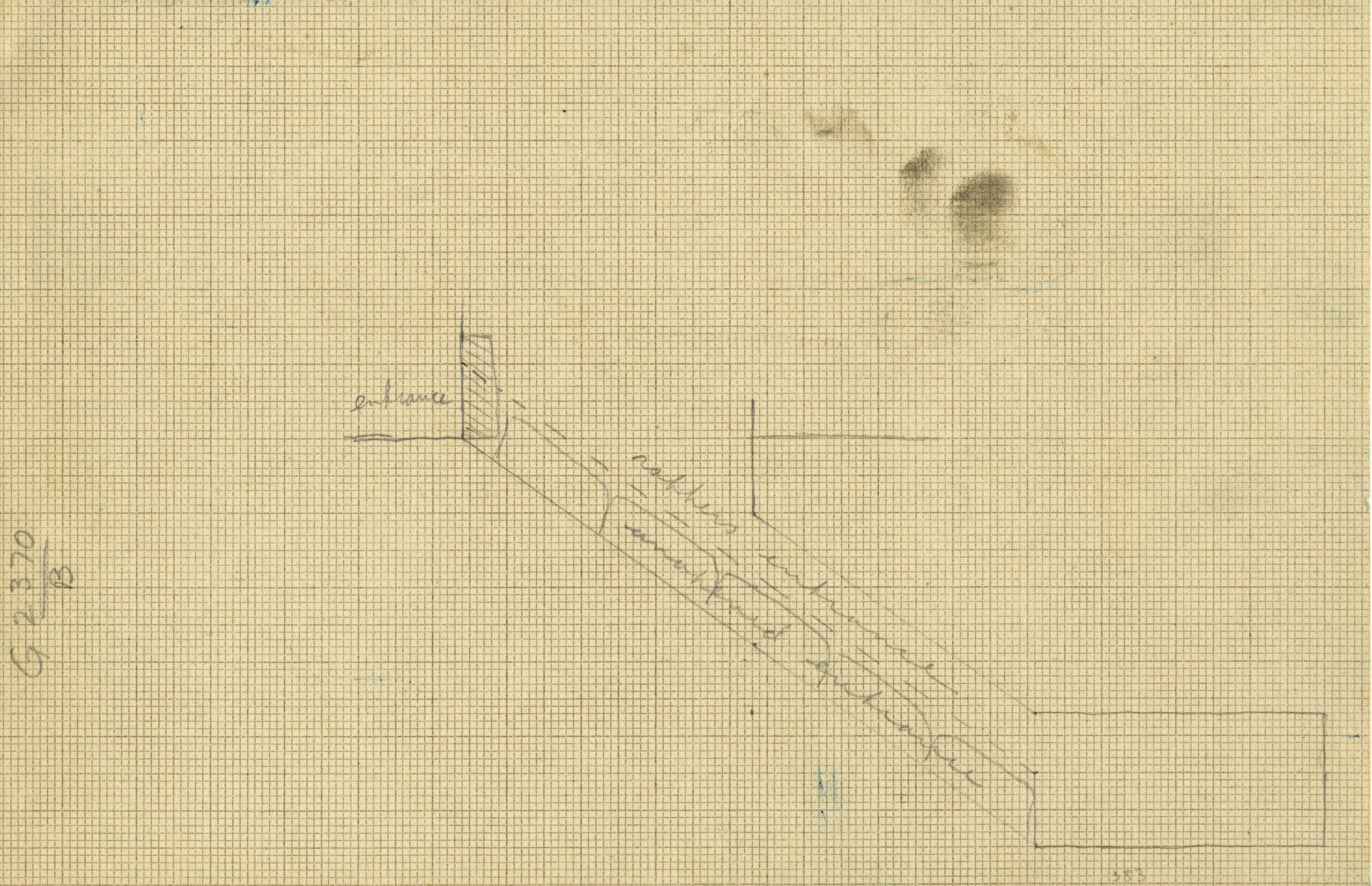 Maps and plans: G 2370, Shaft B
