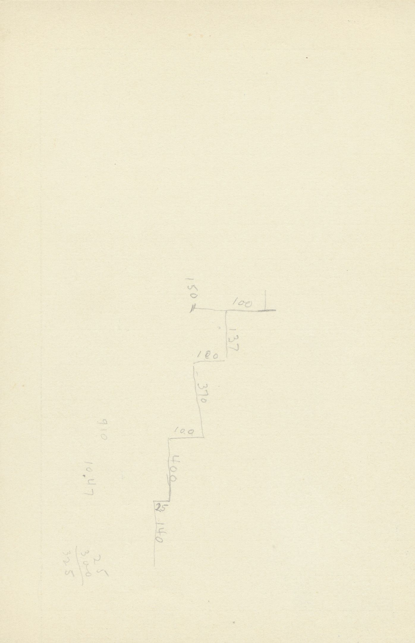 Maps and plans: G 2385: G 2387, Shaft A, notes