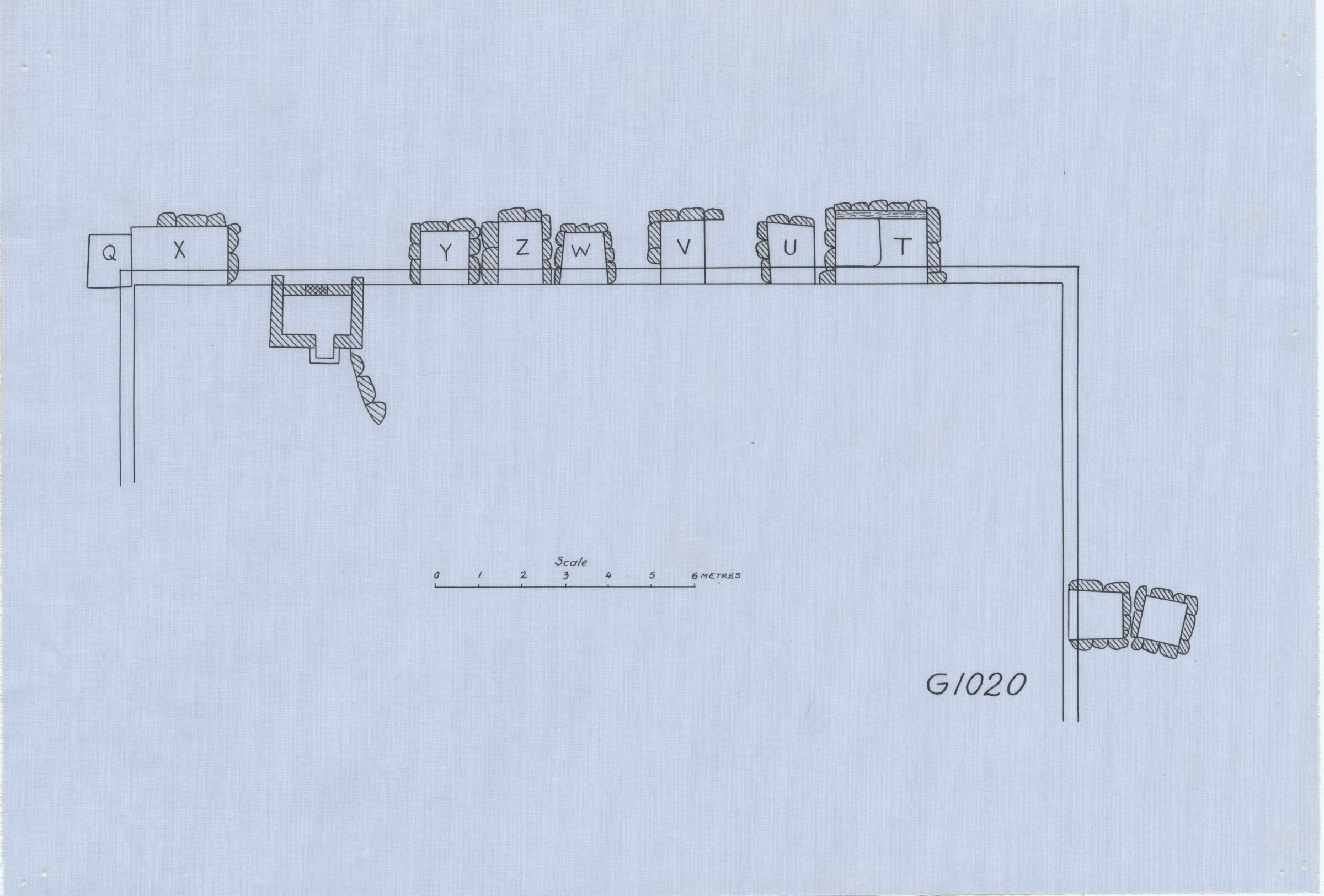 Maps and plans: G 1020, Plan
