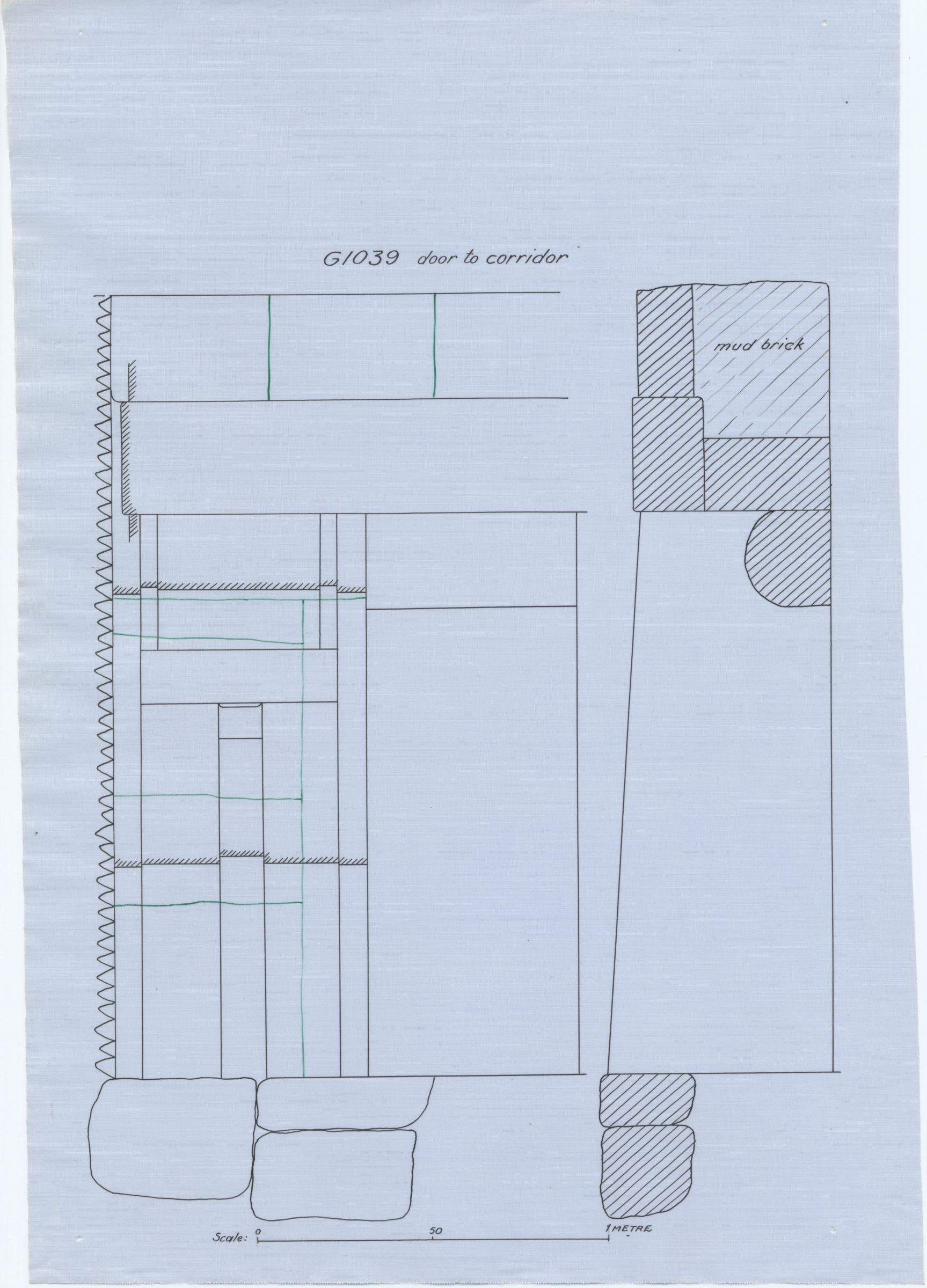 Maps and plans: G 1039, Section