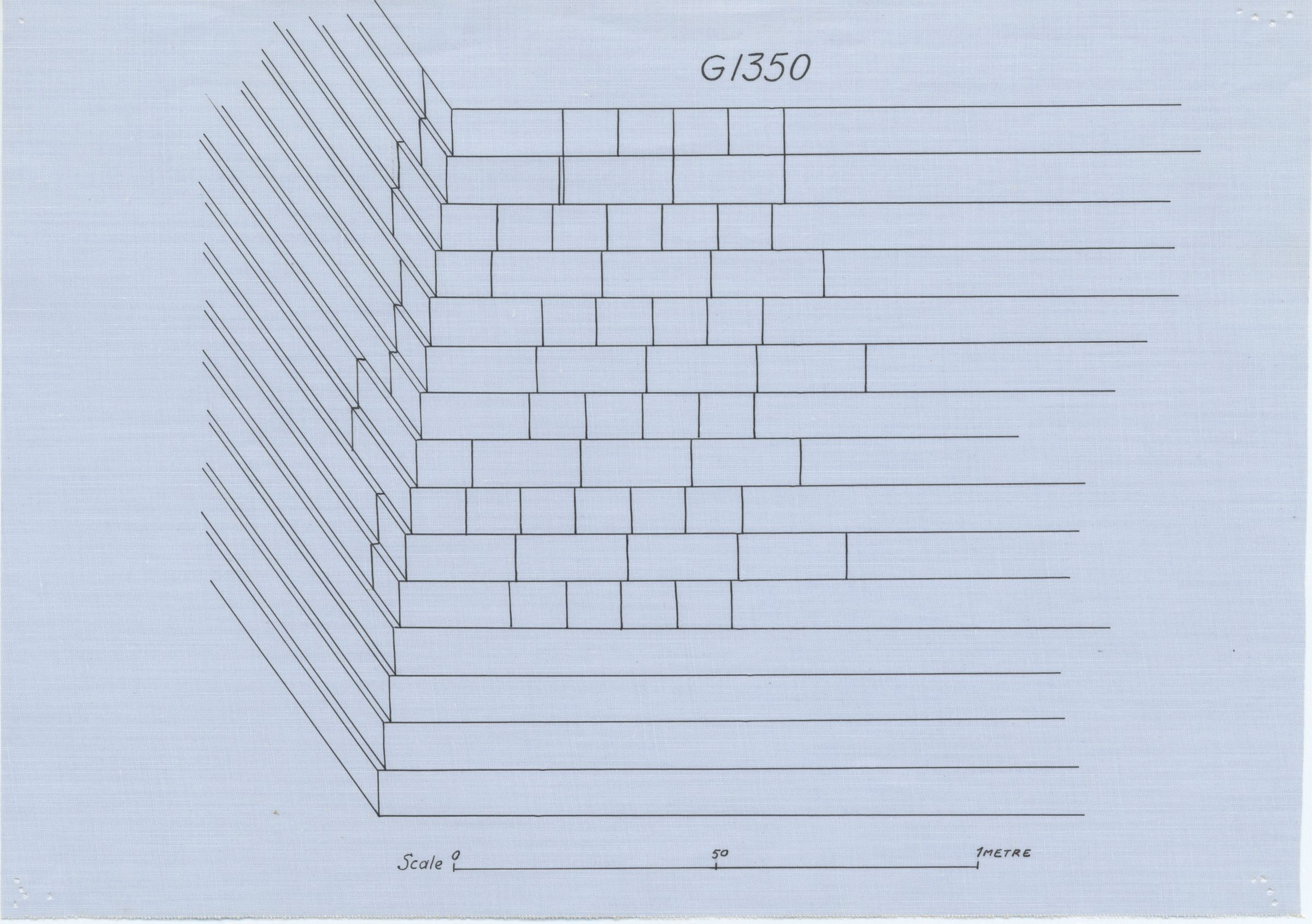 Maps and plans: G 1351, exterior corner