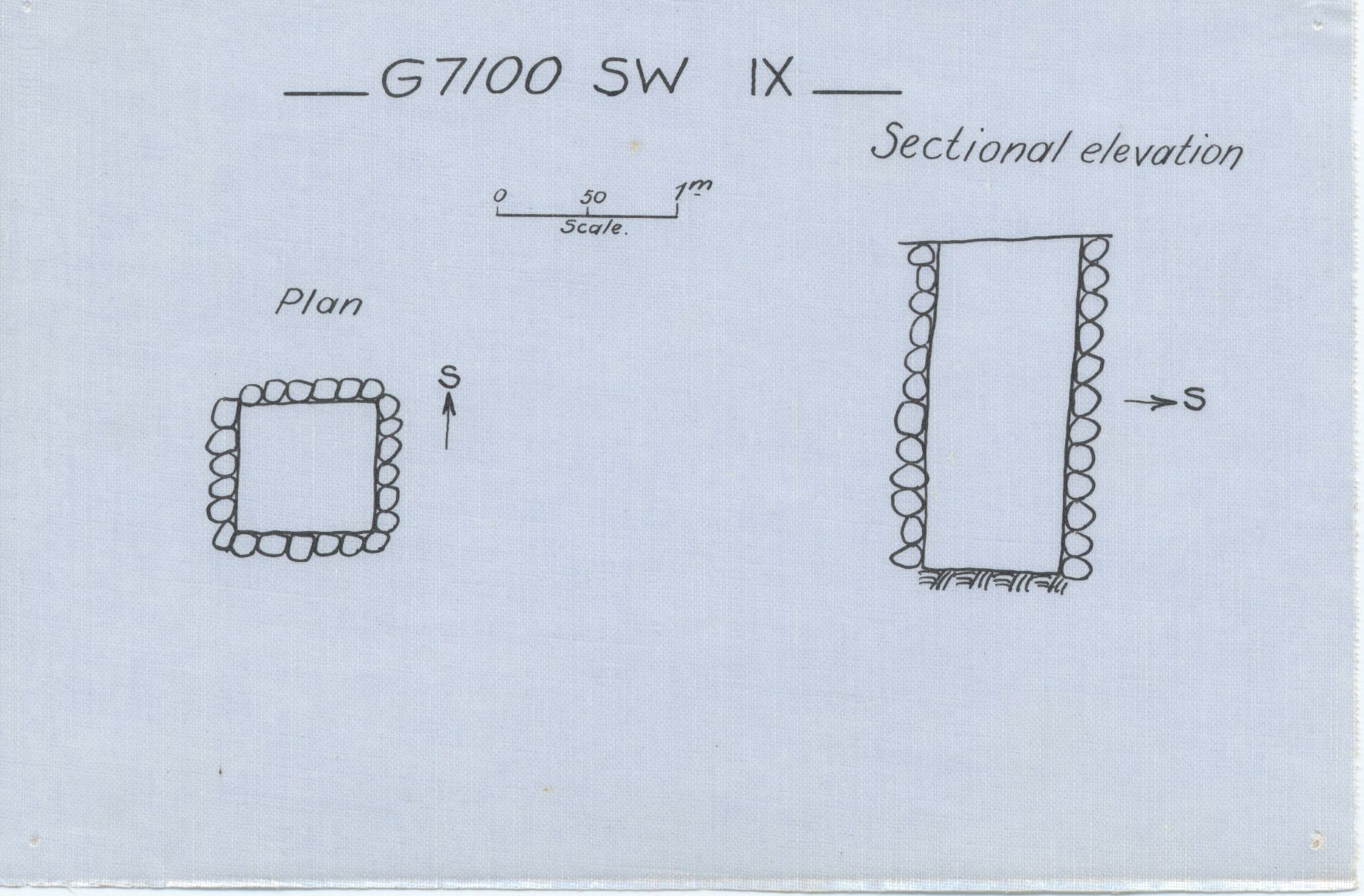 Maps and plans: G 7100 SW 9
