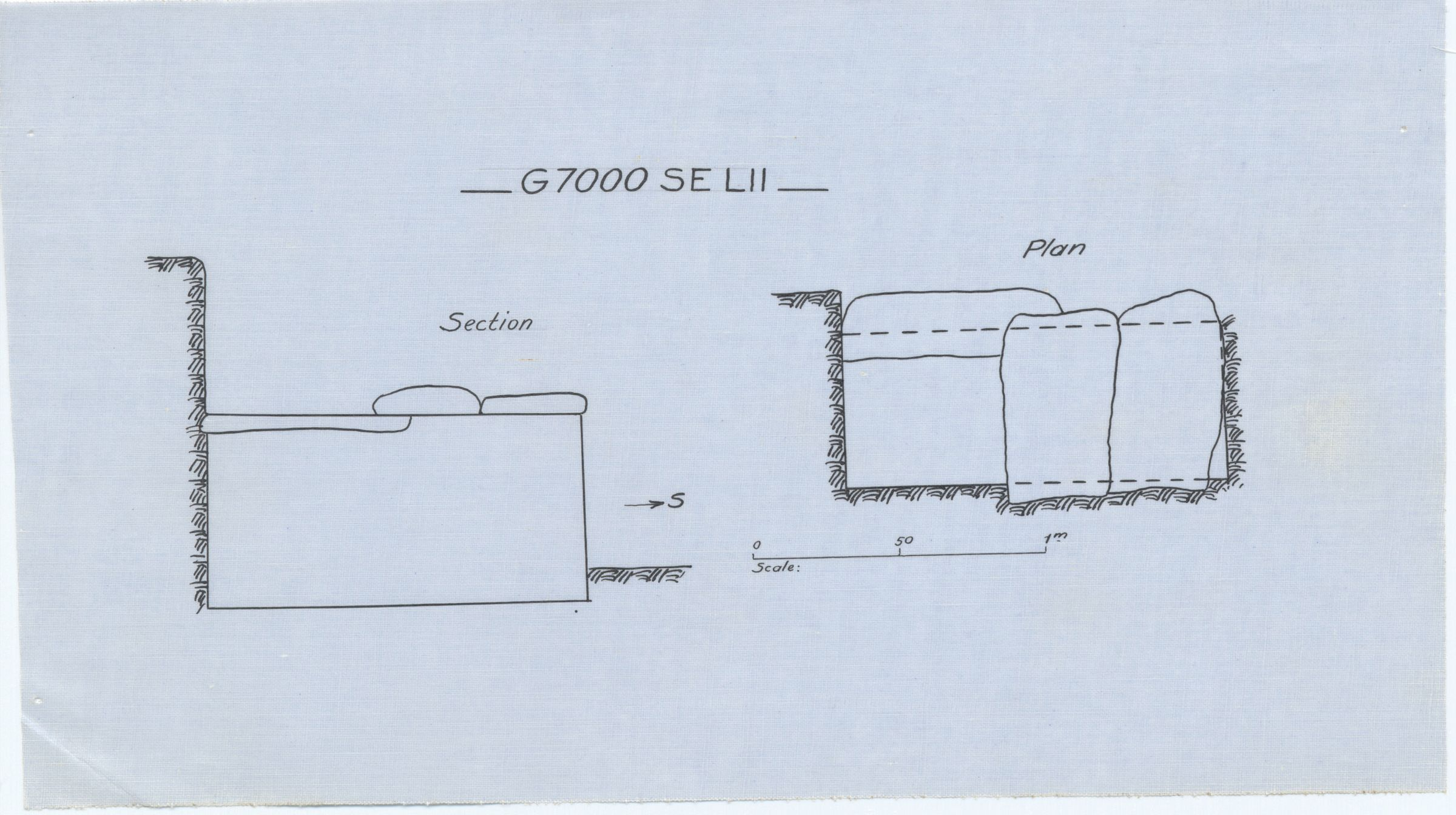Maps and plans: G 7000 SE 52