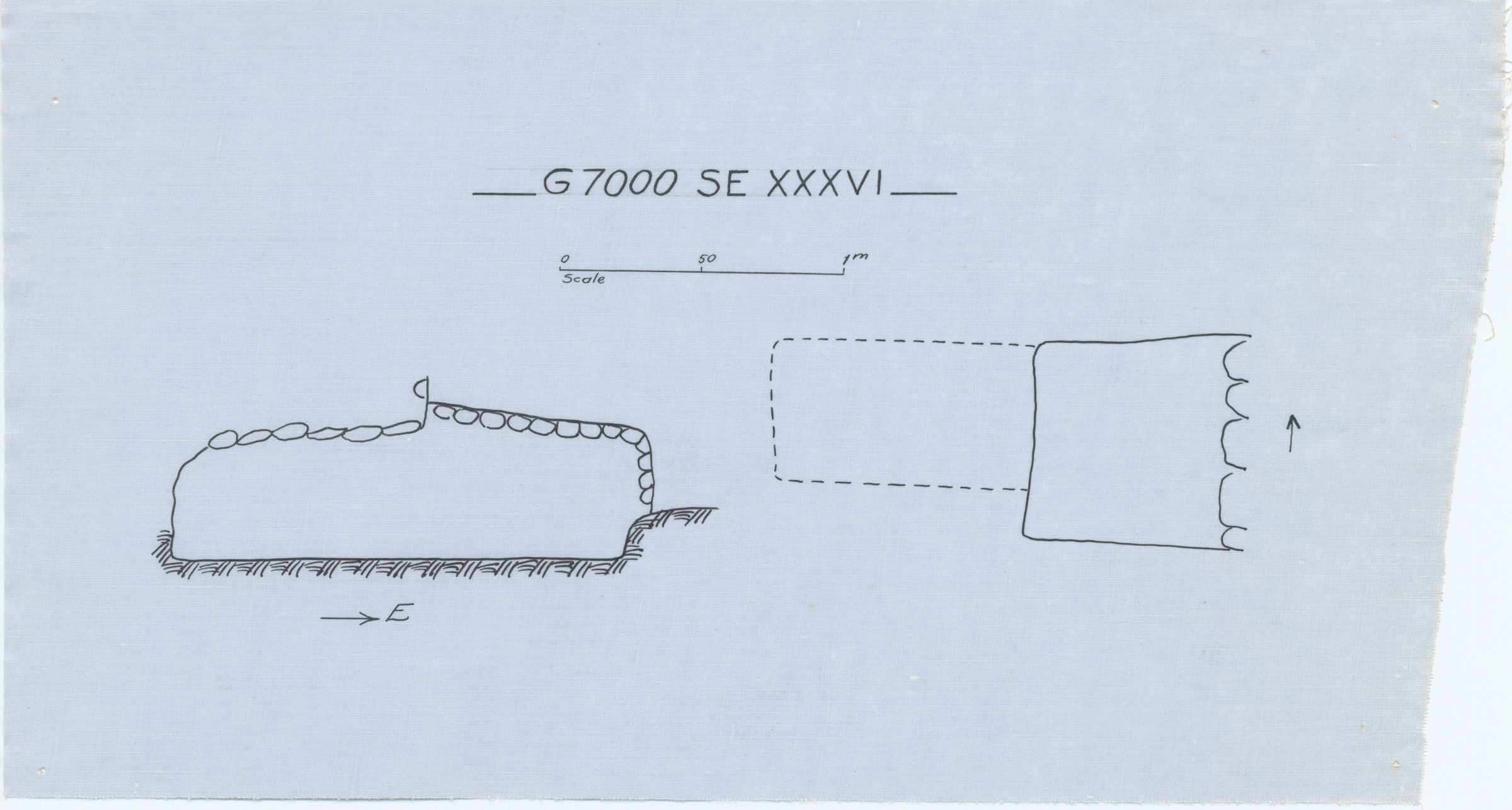 Maps and plans: G 7000 SE 36