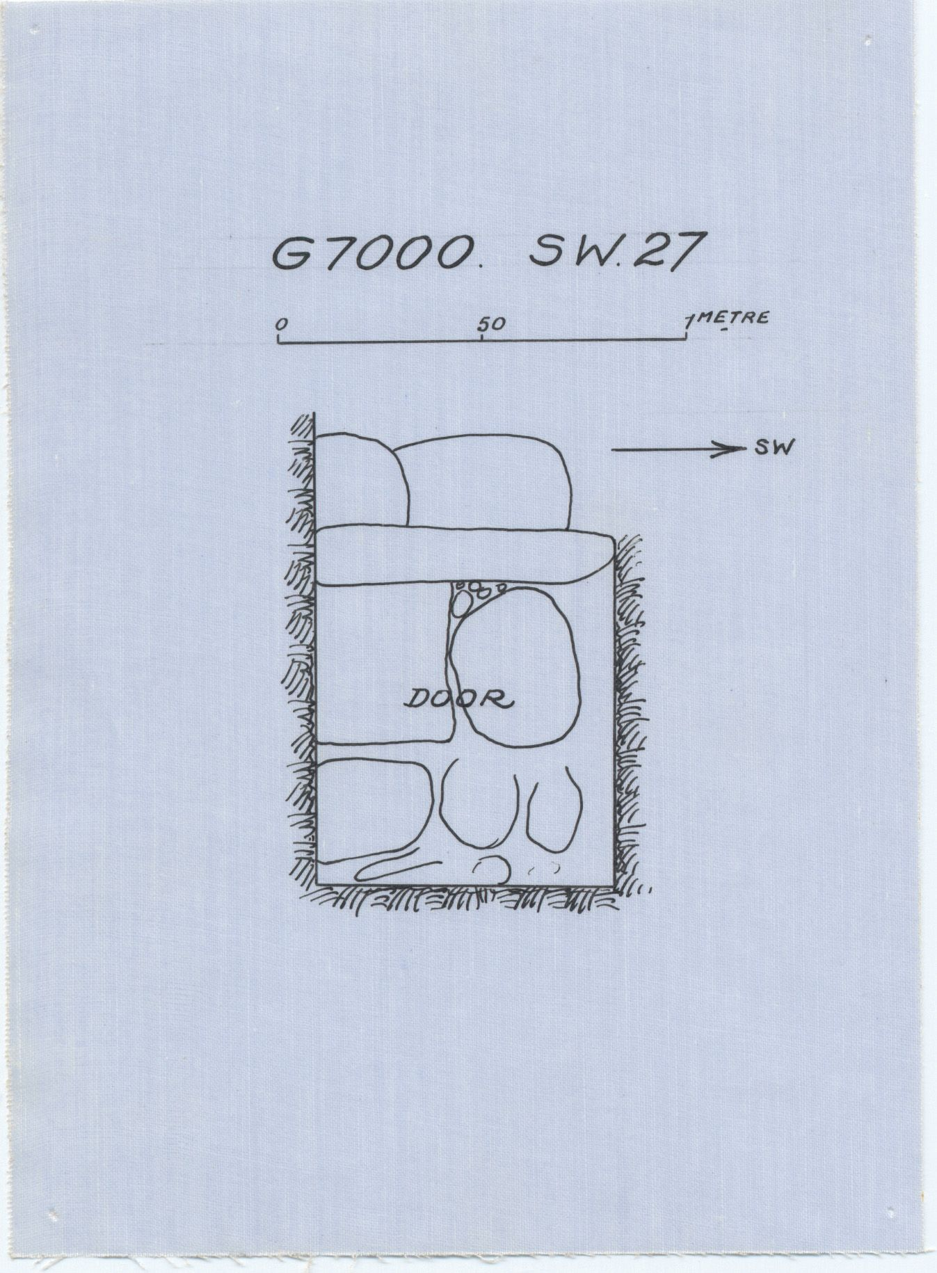 Maps and plans: G 7000 SW 27