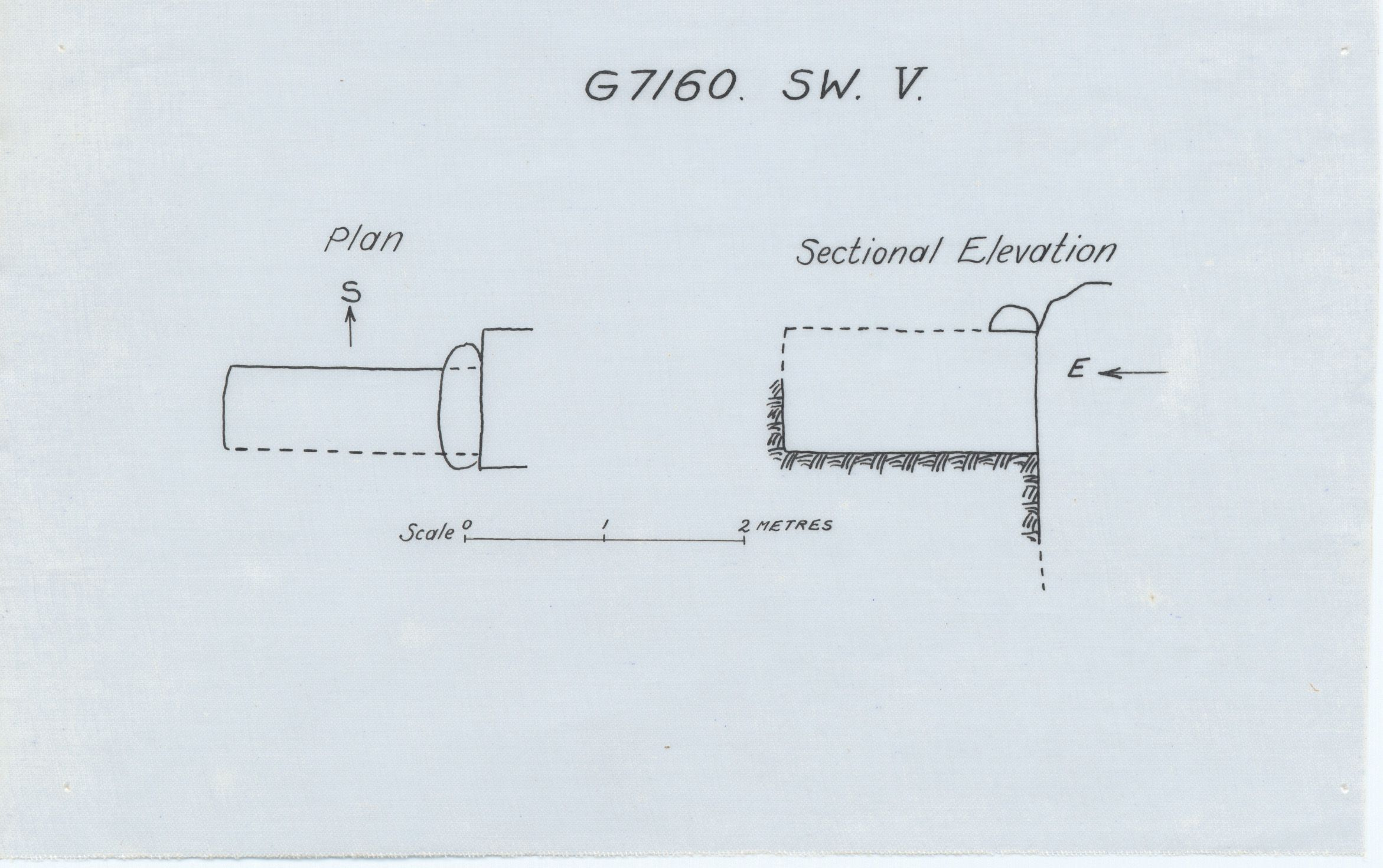 Maps and plans: G 7100 SW 5