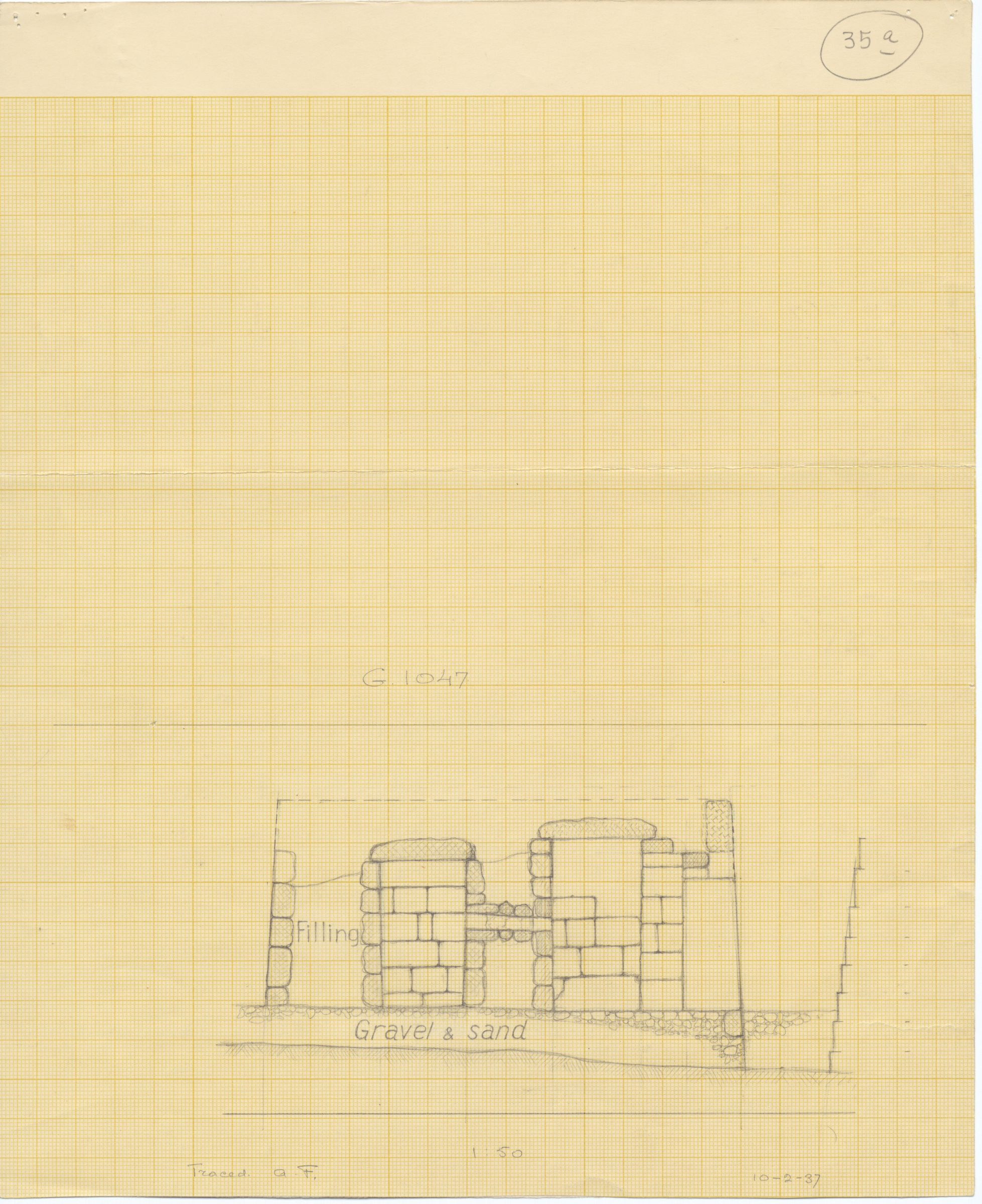 Maps and plans: G 1047, Section