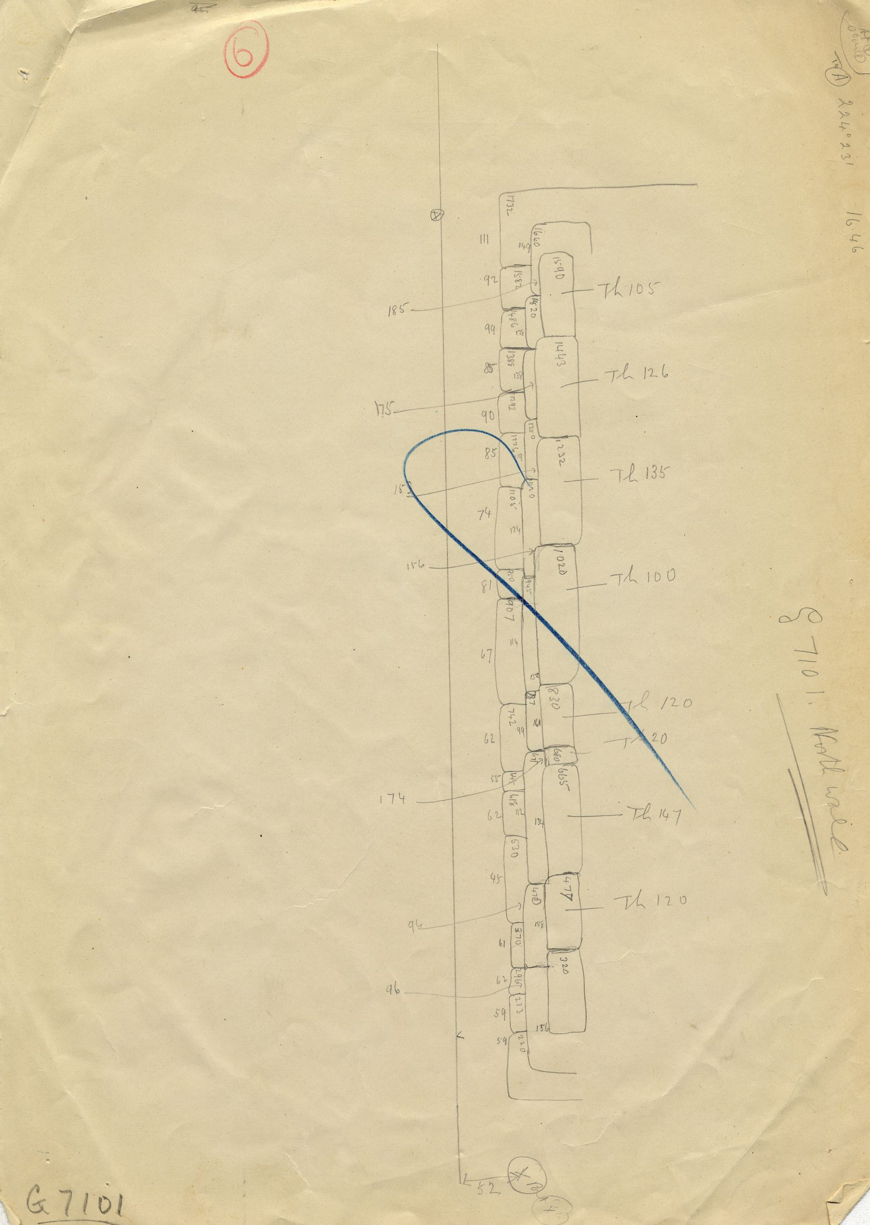 Maps and plans: G 7101