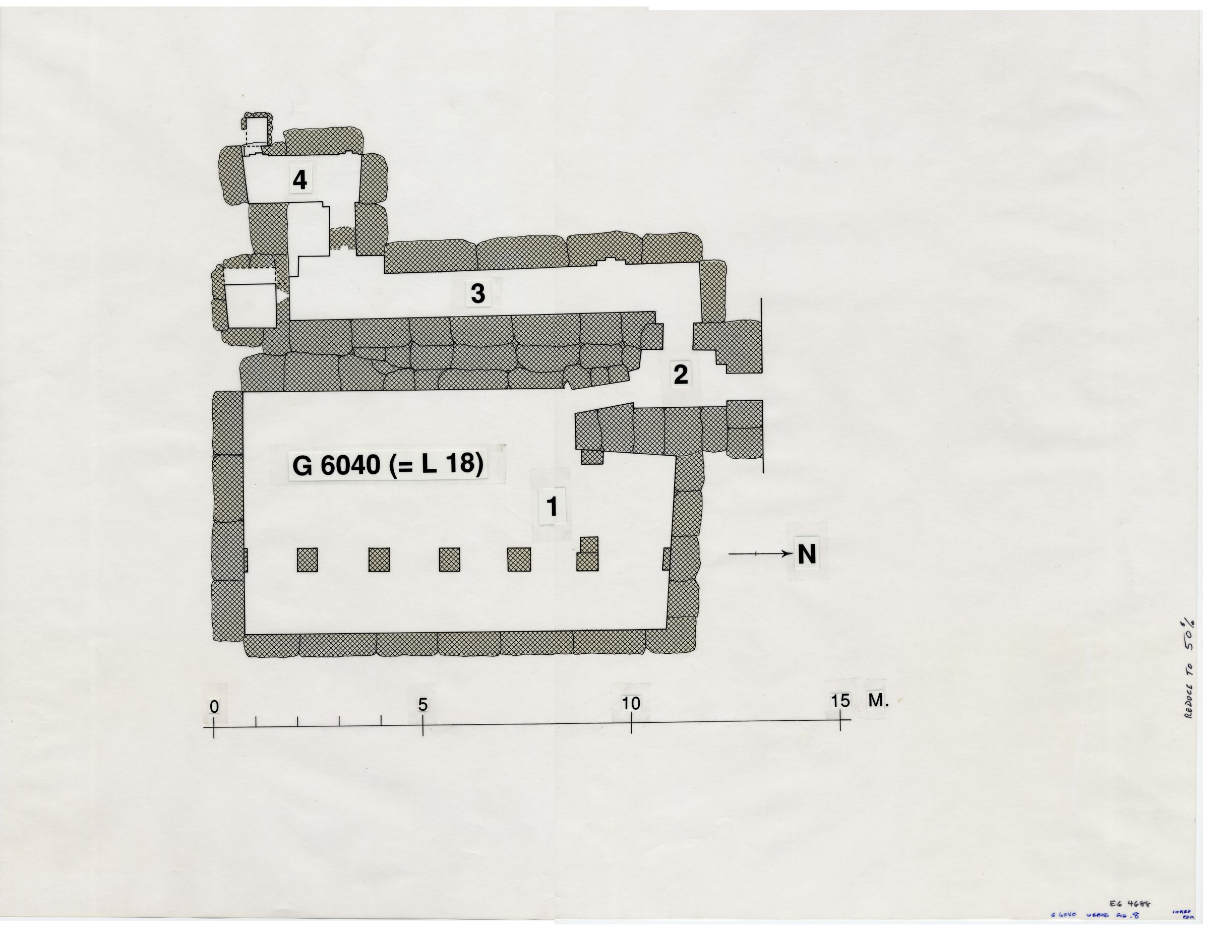 Maps and plans: G 6040, Plan