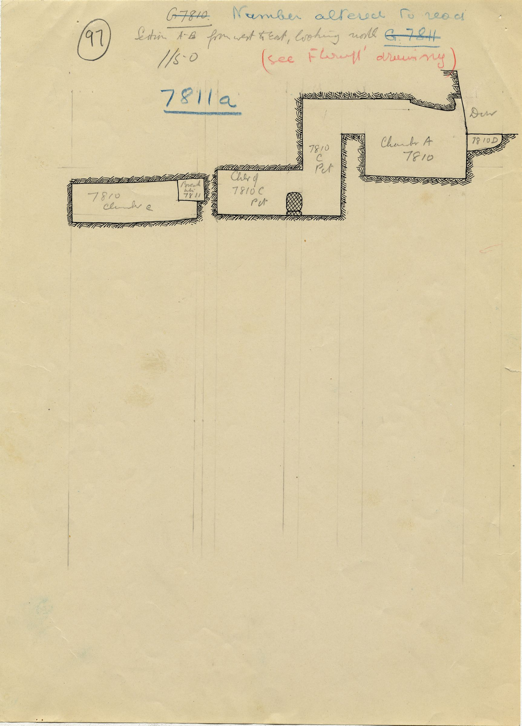 Maps and plans: G 7811