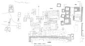 Maps and plans: Plan of Eastern Cemetery: G 7000 X, G 7101, G 7102, with position of G 7110-7120
