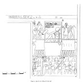 Drawings: G 7101: relief from Room D, E wall
