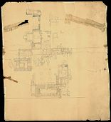 Maps and plans: Plan of Isis Temple
