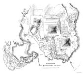 Maps and plans: General plan of Giza