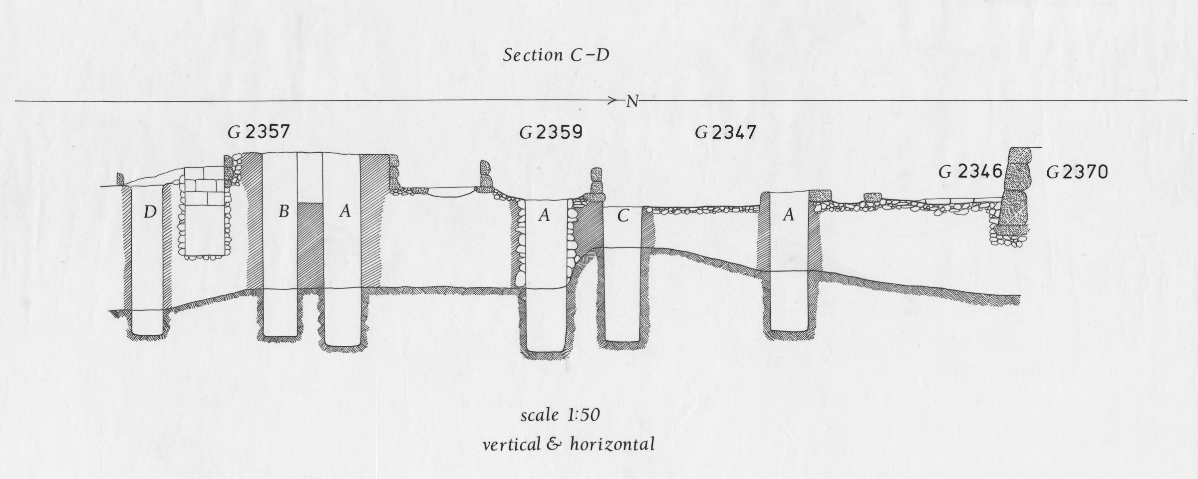 Maps and plans: Section of G 5524, G 5553, G 5561, G 5562