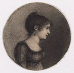 Portrait of Mademoiselle Carnot