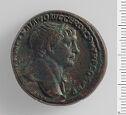 Sestertius Of Trajan, Rome