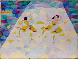 The Yellow Dancers