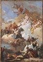 The Apotheosis Of Aeneas