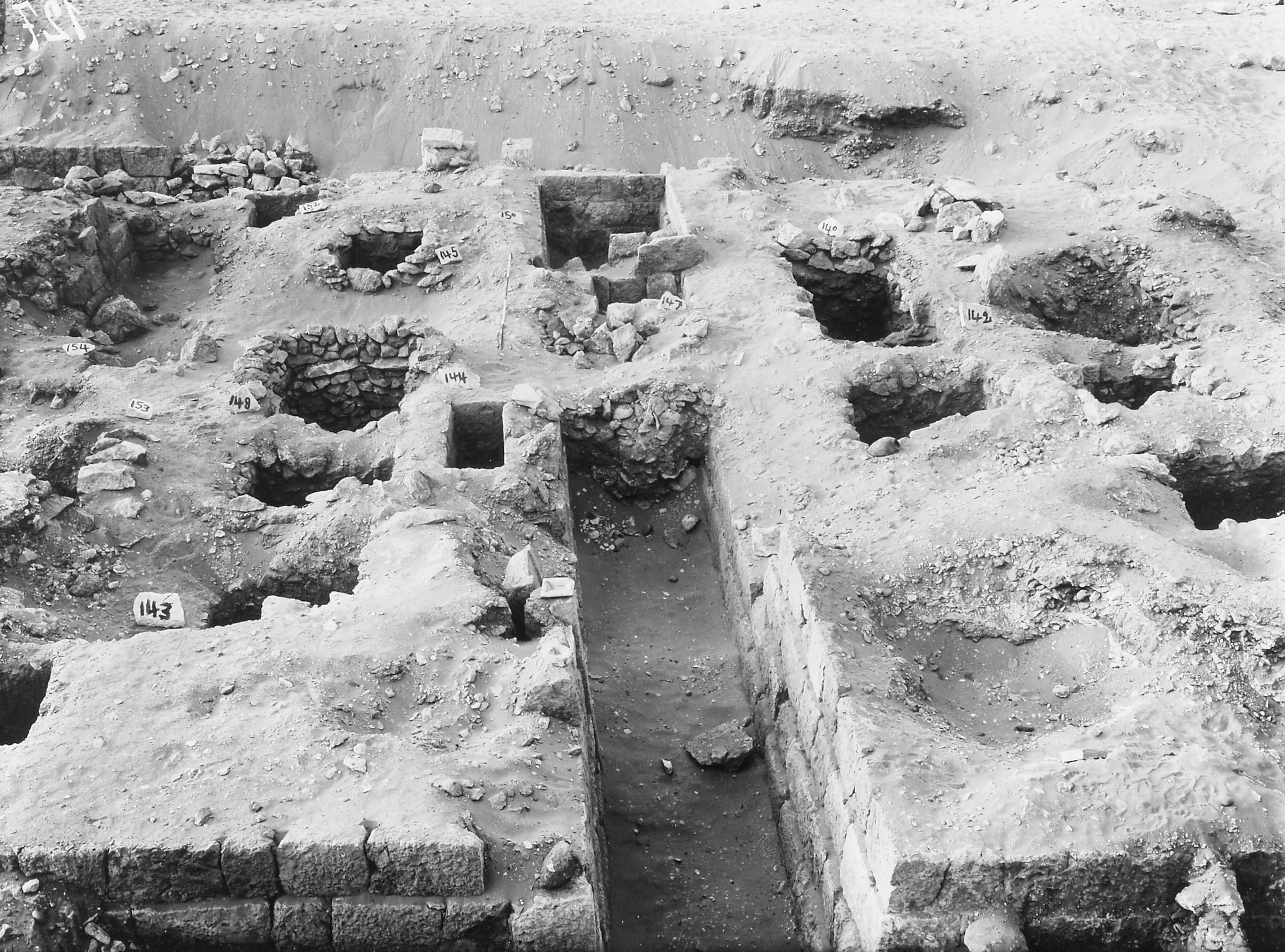 Western Cemetery: Site: Giza; View: D 111, D 112