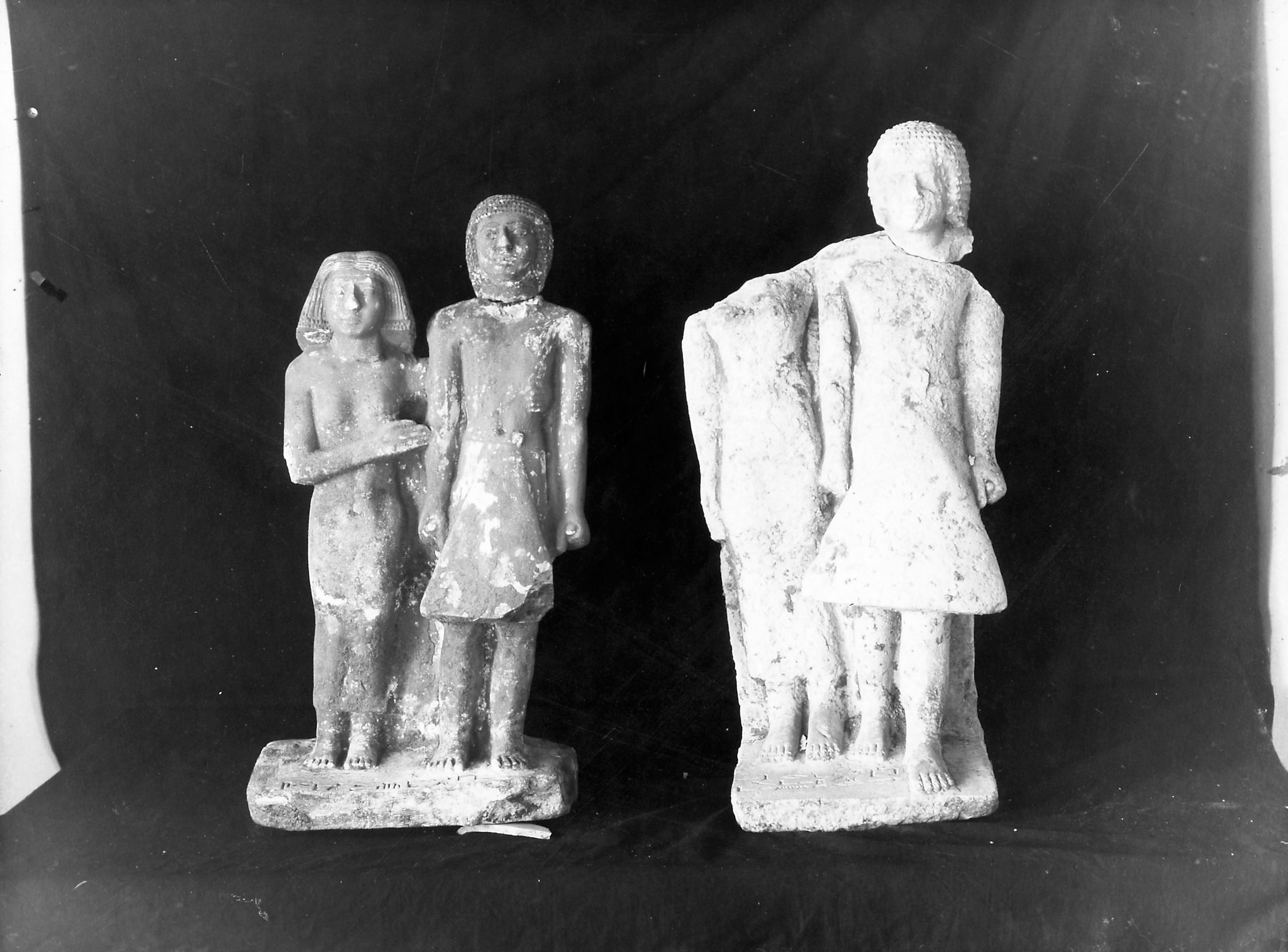 Object(s) photograph: Site: Giza; view: Nimaatre (G 2136b), G 4351