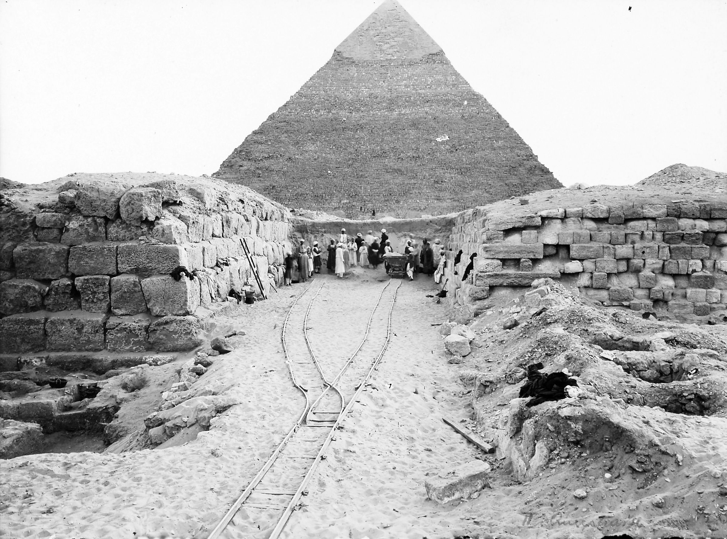 Western Cemetery: Site: Giza; View: G 4260, G 4360