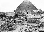 Western Cemetery: Site: Giza; View: Khnemu, Weri, D 118, G 4560, G 4460, S 101/113, S 179
