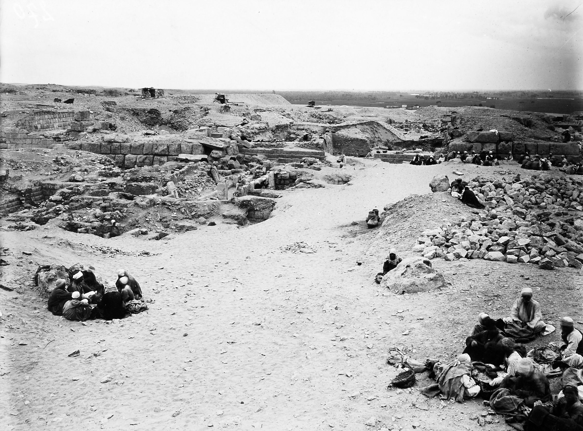 Western Cemetery: Site: Giza; View: Khufuseneb [I]