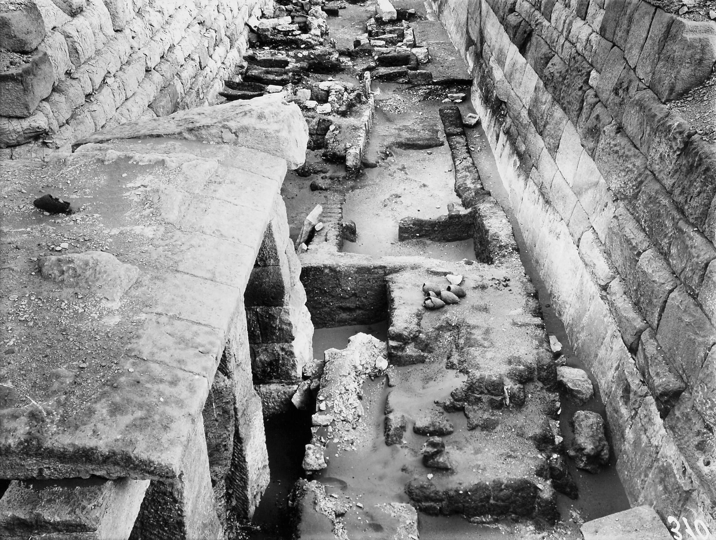 Western Cemetery: Site: Giza; View: Qedfy (G 2135a), G 2135, G 2155