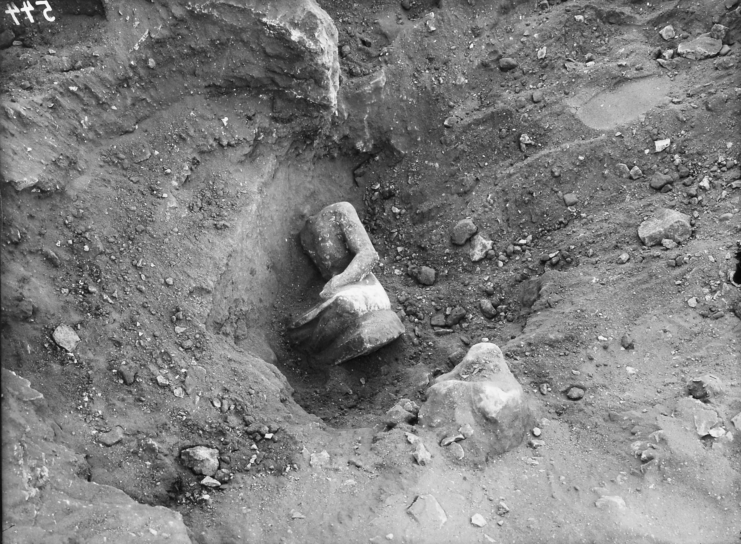 Western Cemetery: Site: Giza; View: Ptahshepses [I]