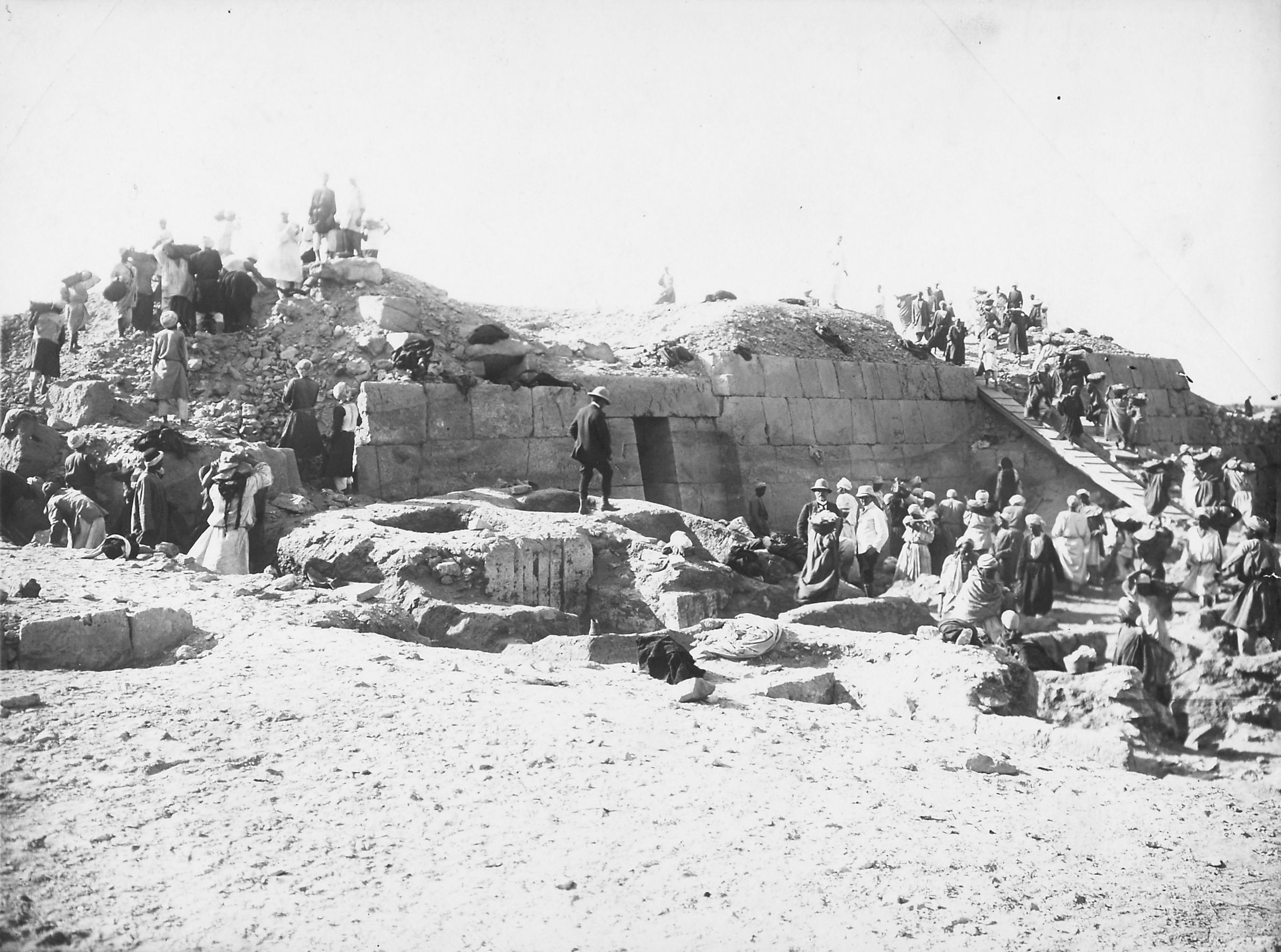 Western Cemetery: Site: Giza; View: G 5340, Khufudinefankh