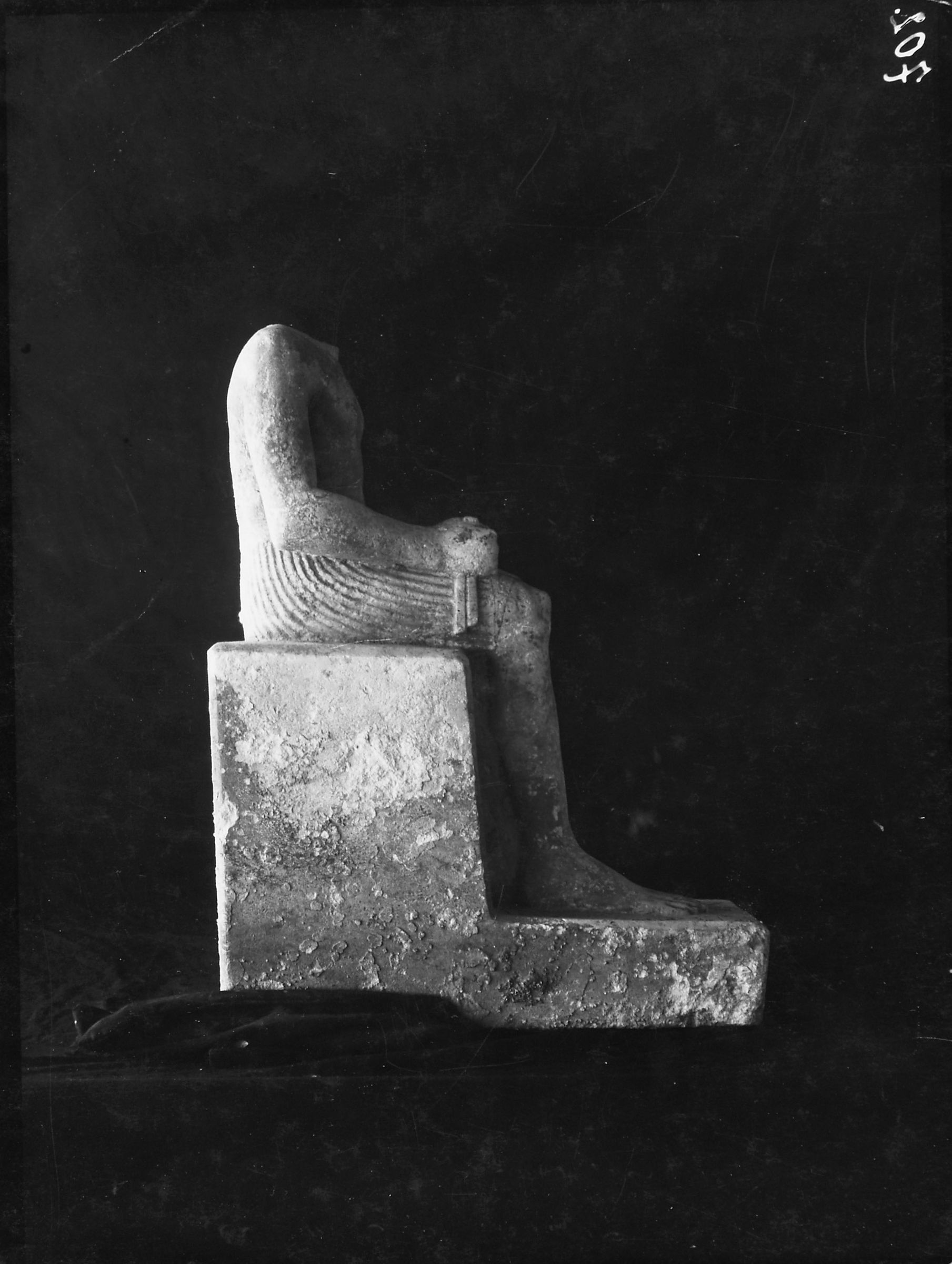 Object(s) photograph: Site: Giza; view: G 5480 = G 2340