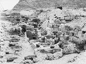 Western Cemetery: Site: Giza; View: G 4850, Werkai, S 984, G 4840