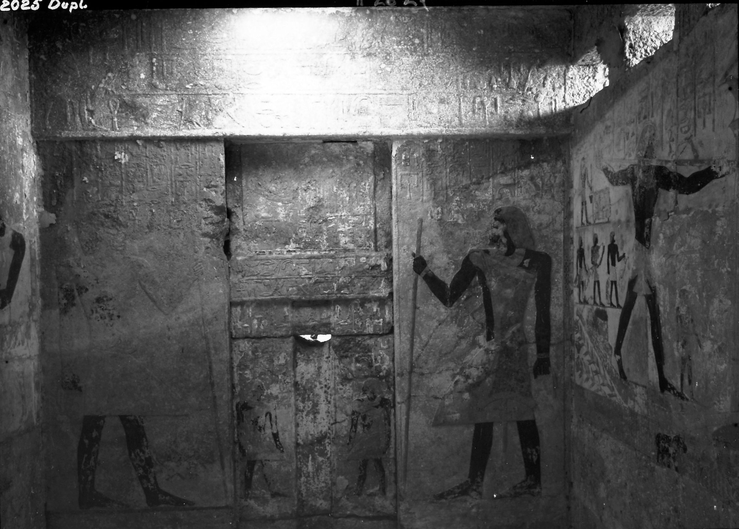 Western Cemetery: Site: Giza; View: G 4561