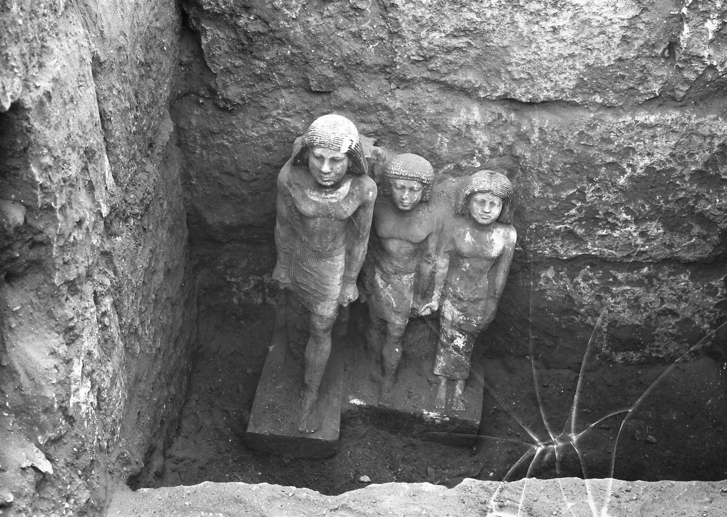 Western Cemetery: Site: Giza; View: Nikaukhnum