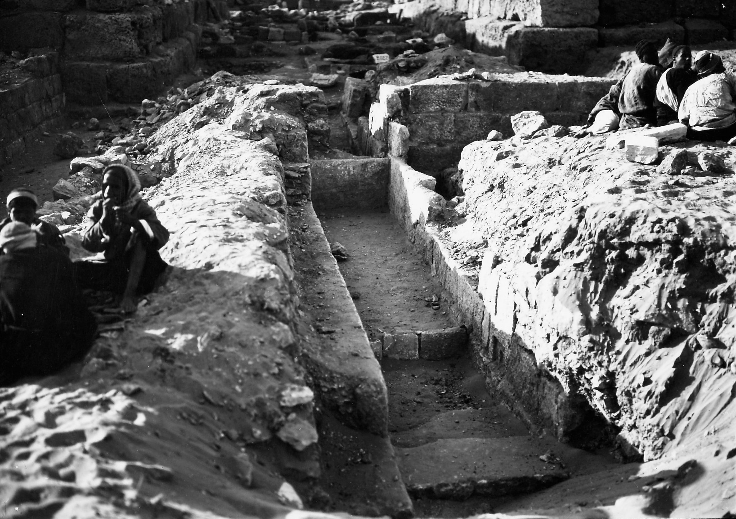 Western Cemetery: Site: Giza; View: D 116, Nu(?)