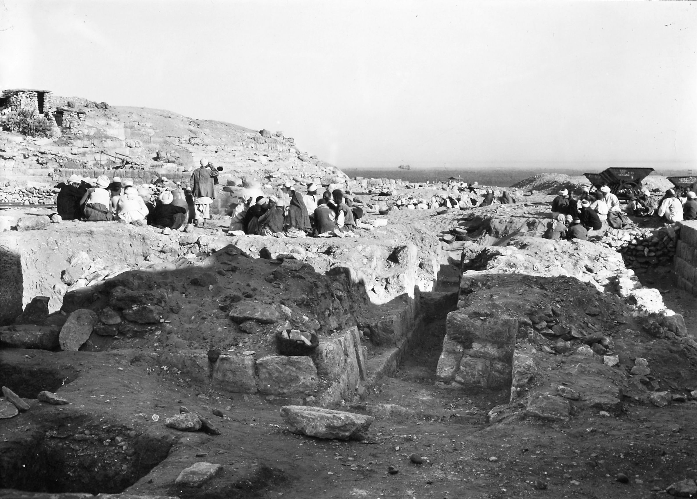 Western Cemetery: Site: Giza; View: Nu(?), D 116