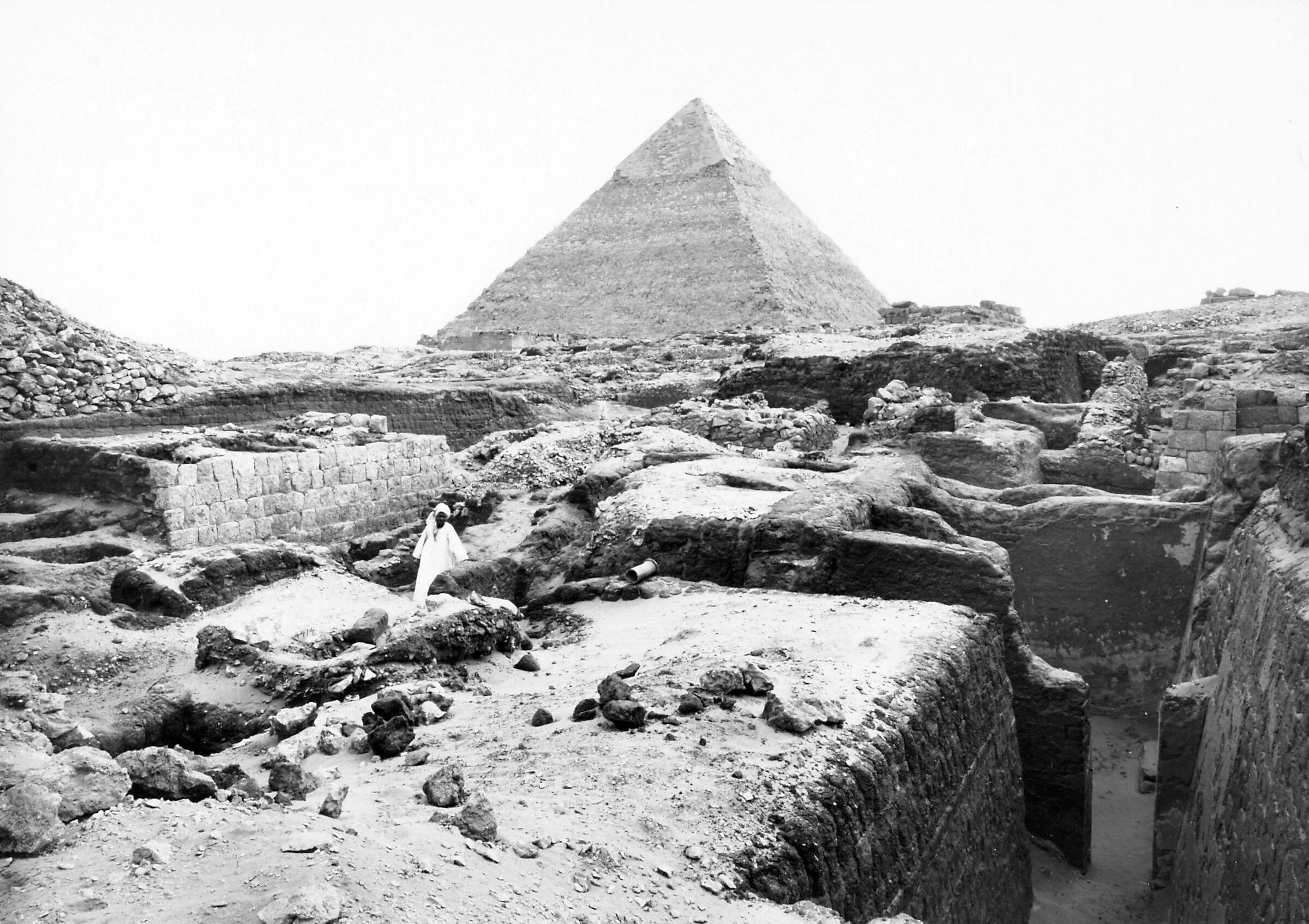 Western Cemetery: Site: Giza; View: S 4411/4414, Khesef [II]