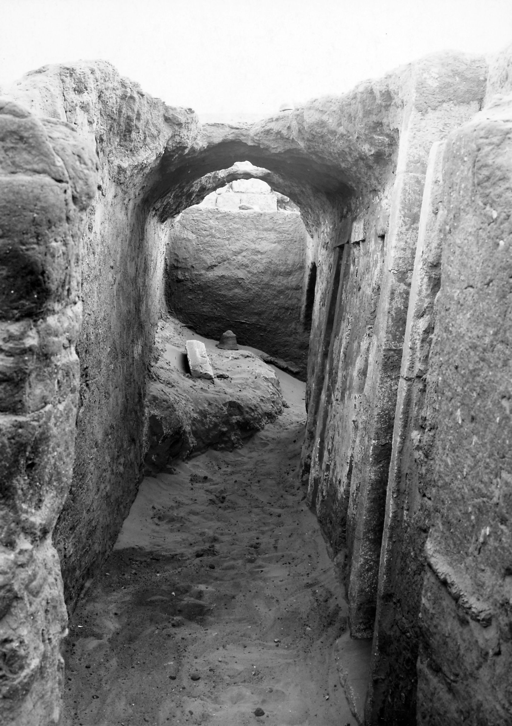 Western Cemetery: Site: Giza; View: Irty