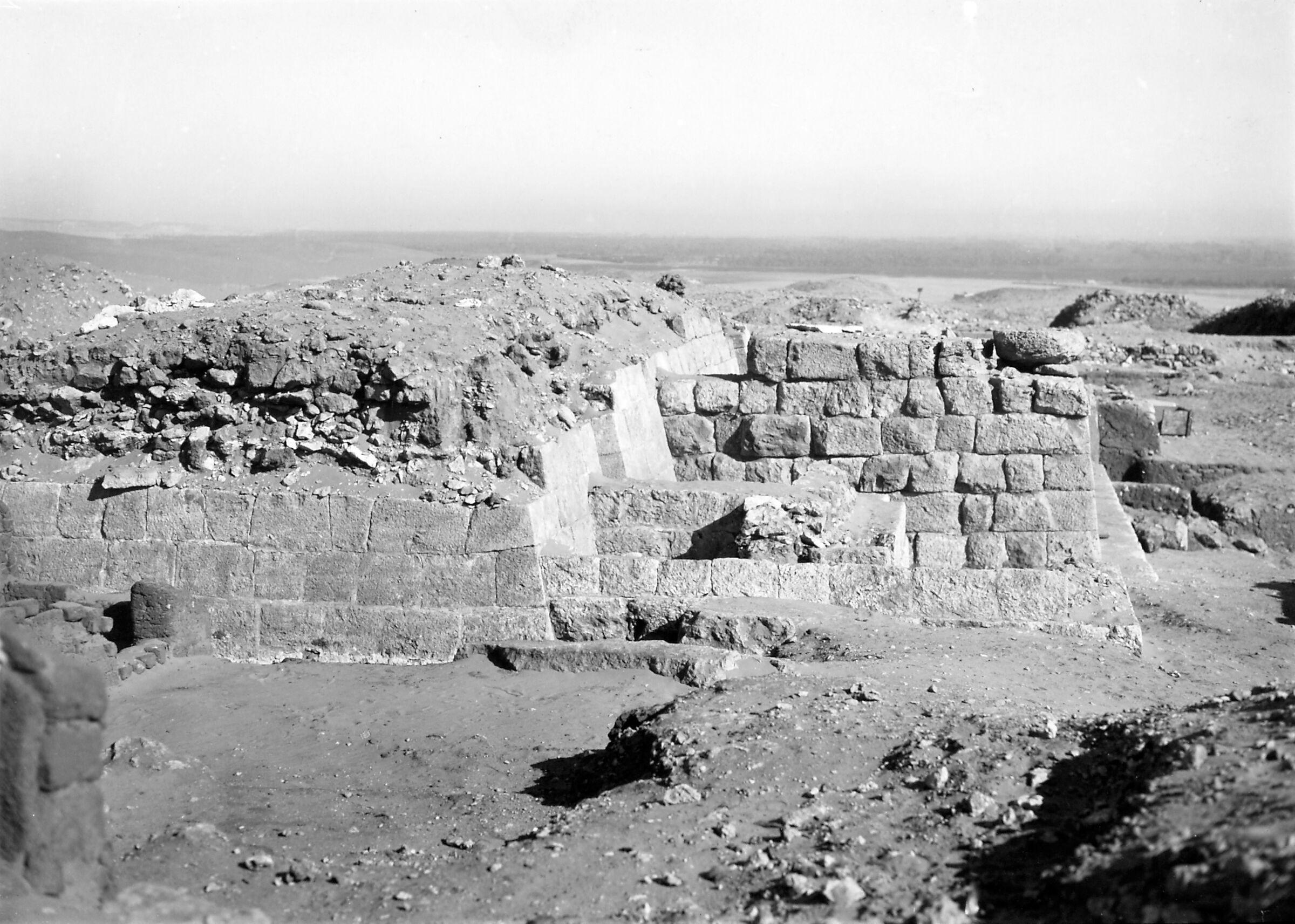 Western Cemetery: Site: Giza; View: Ankhu (2)