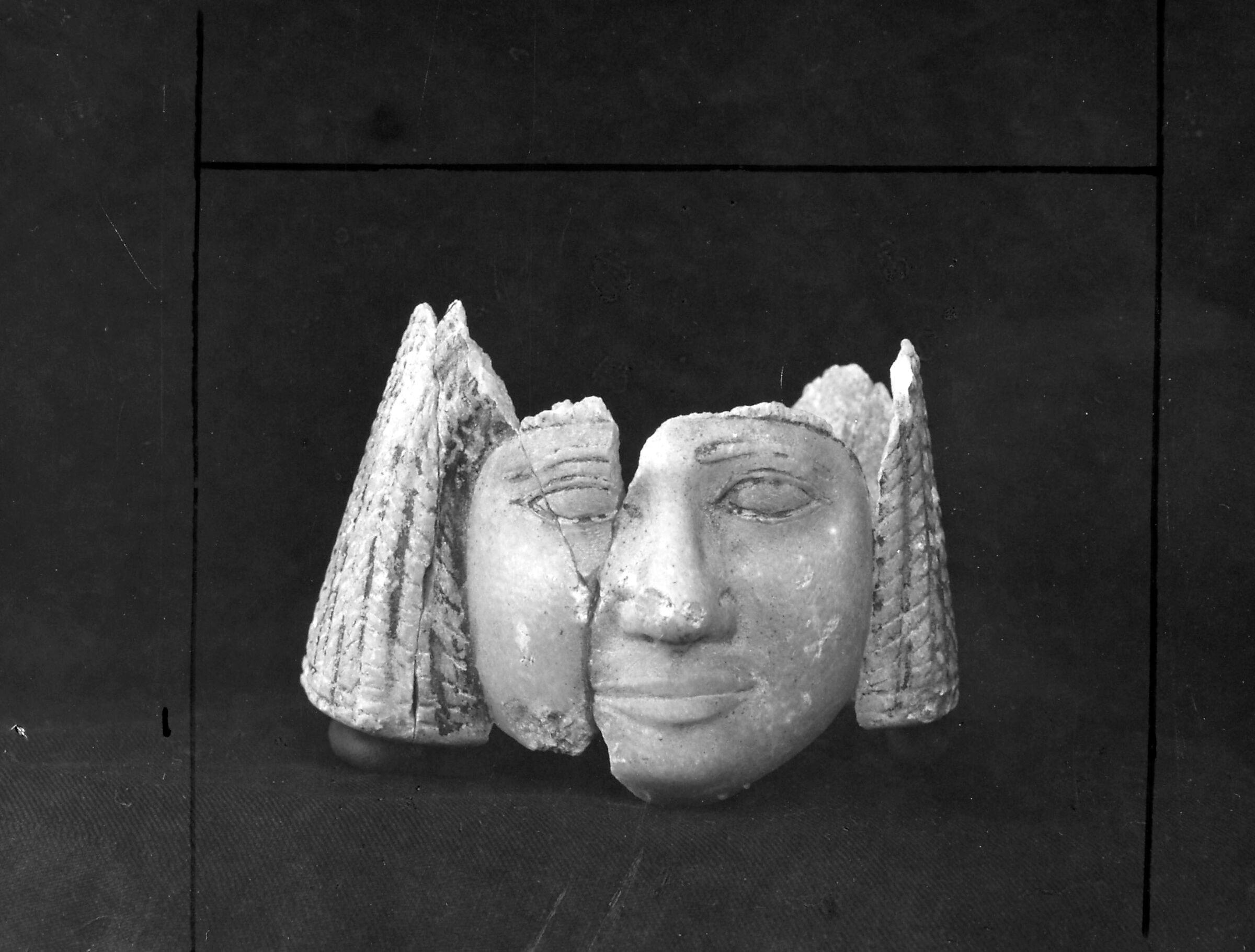 Object(s) photograph: Site: Giza; view: Mastaba VIII