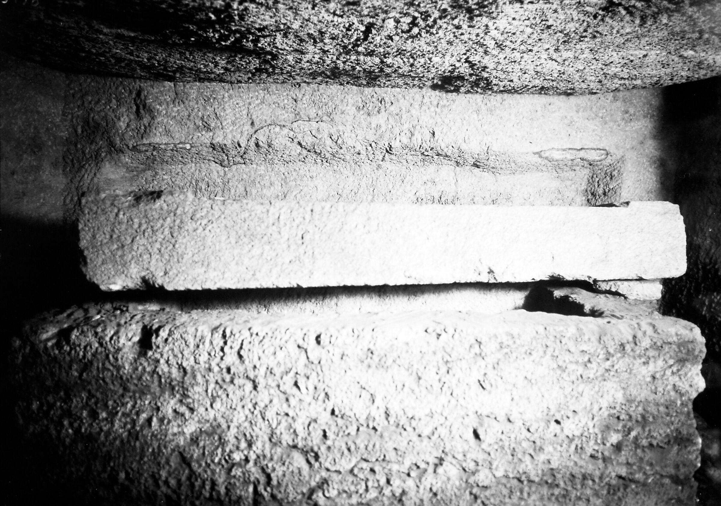 G I-South Cemetery: Site: Giza; View: Lepsius 54