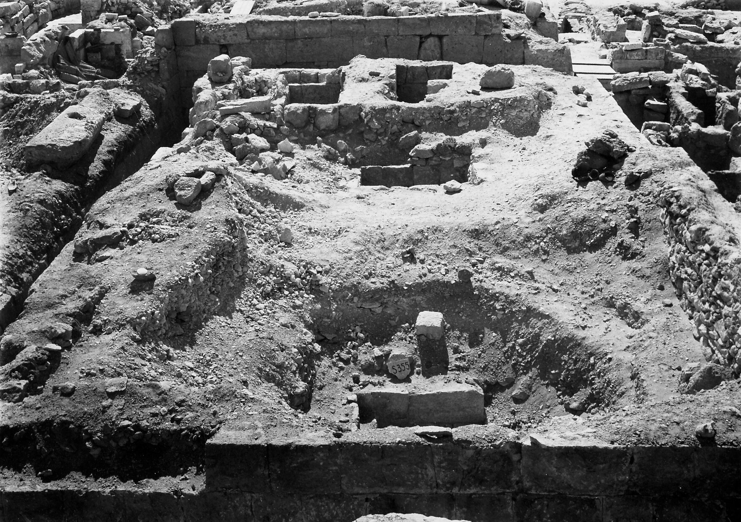 G I-South Cemetery: Site: Giza; View: Khenut