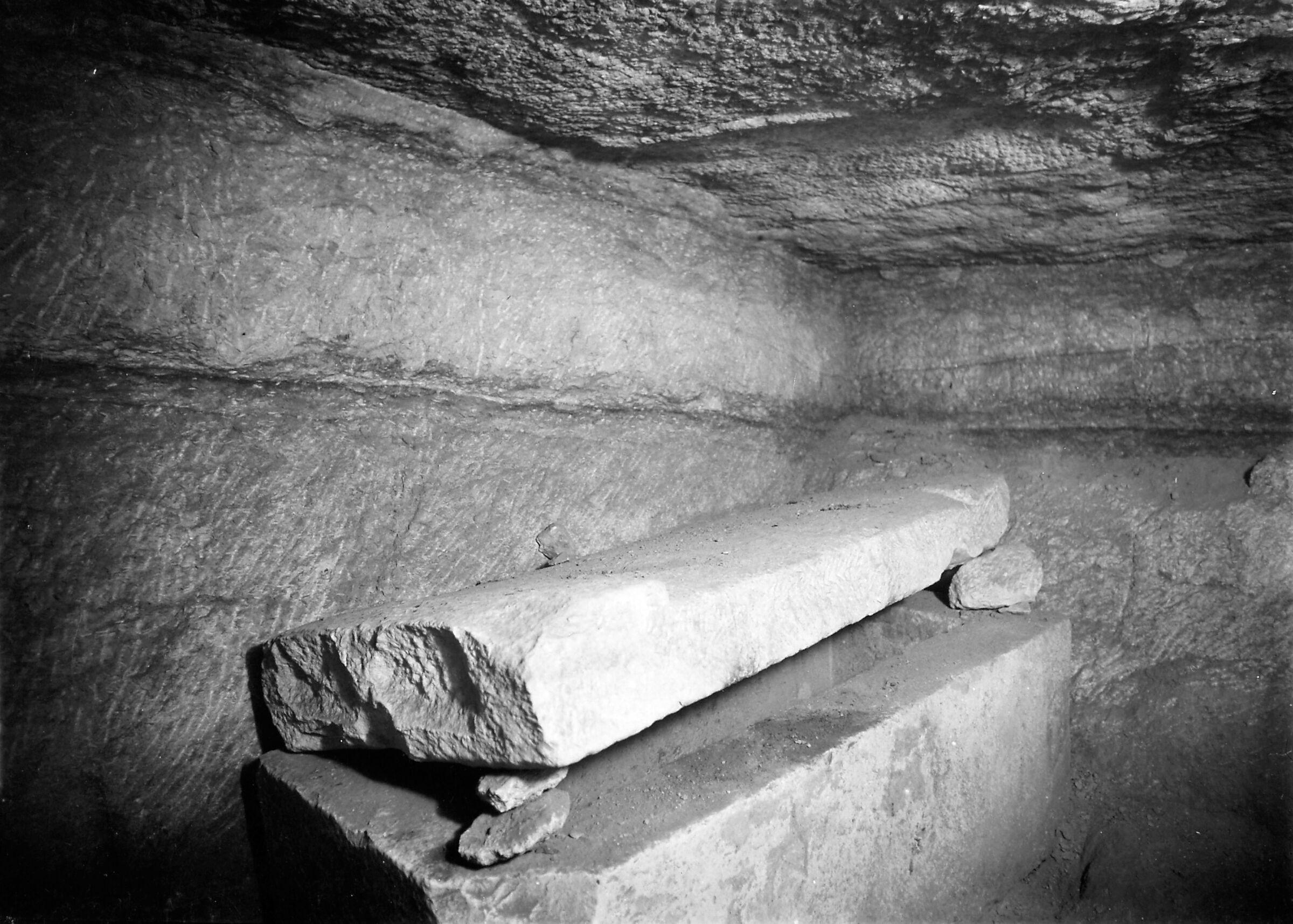 G I-South Cemetery: Site: Giza; View: Mastaba VIII