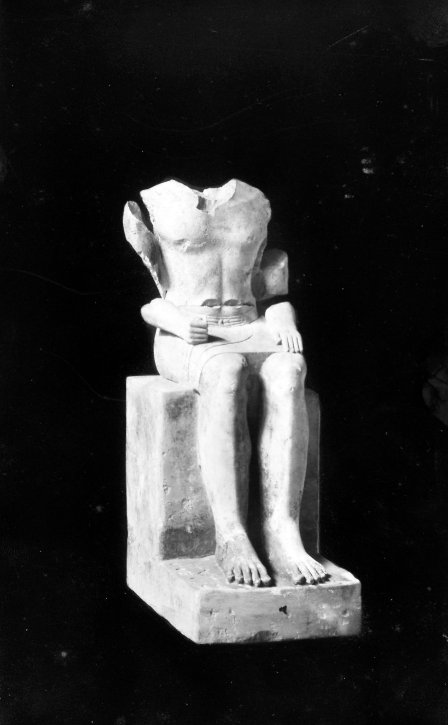 Object(s) photograph: Site: Giza; view: Qedfy (G 2135a)