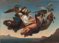 The Miraculous Translation of the Body of Saint Catherine of Alexandria to Sinai