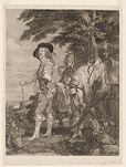 Charles I of England with the Duke of Hamilton