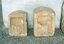 Naiskos reliefs of Cybele