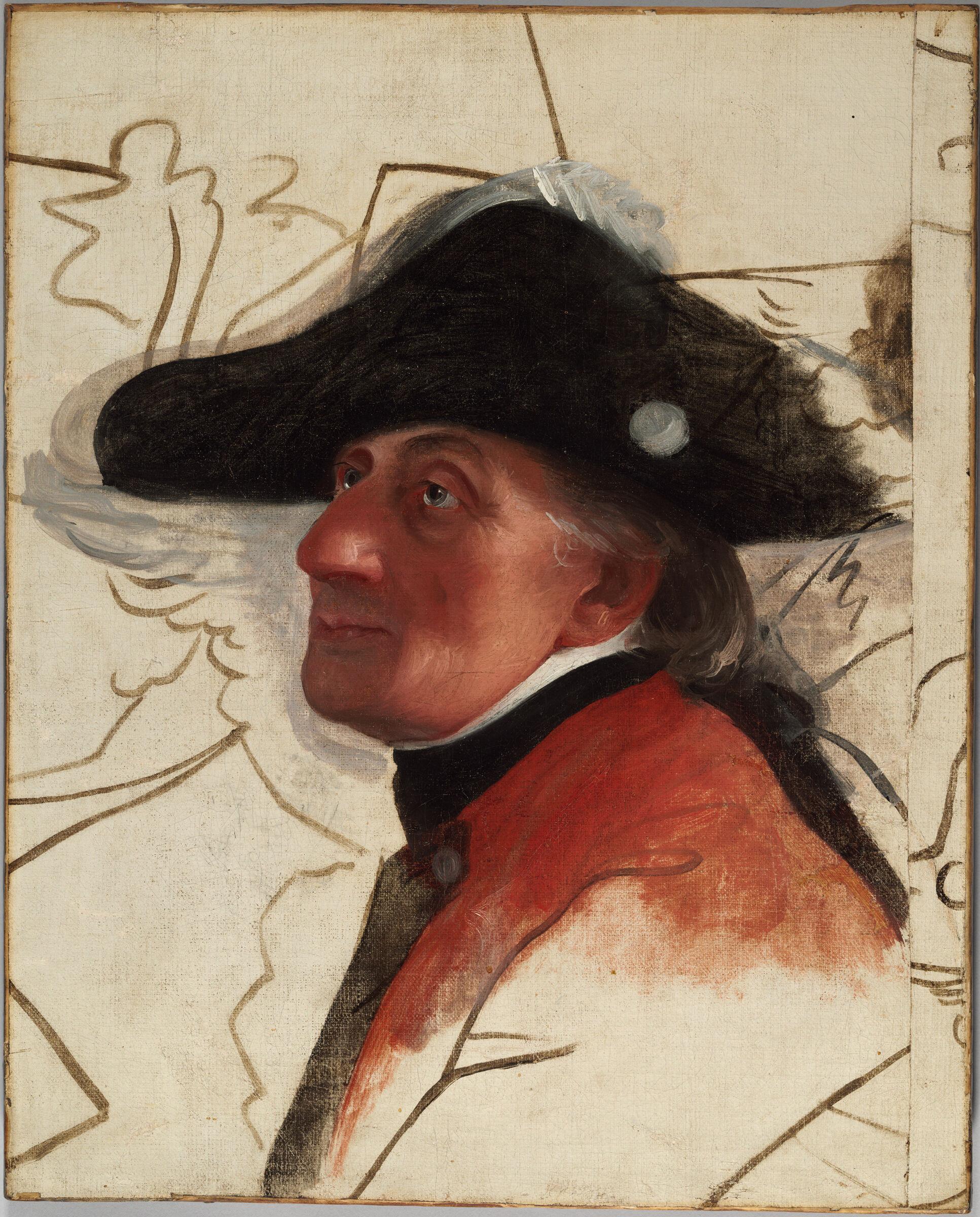 Colonel Gustav Friedrich Von Dachenhausen