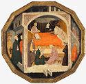 A Birth Scene (Desco Da Parte)
